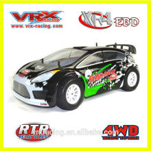 1/10th escovado Electric Powered RC carro