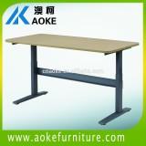 AOKE manufacture pin adjustable table base SJ02-E