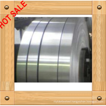 201 Garde Stainless Steel Coil with 2b Surface and Slited Edge