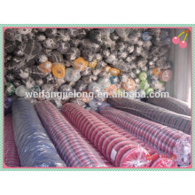tela de algodón teñida con hilo para camisa en weifang