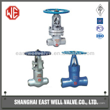 High Pressure Self-sealing Wedge Gate Valve
