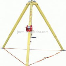 life saving aluminium Rescue tripod with low price