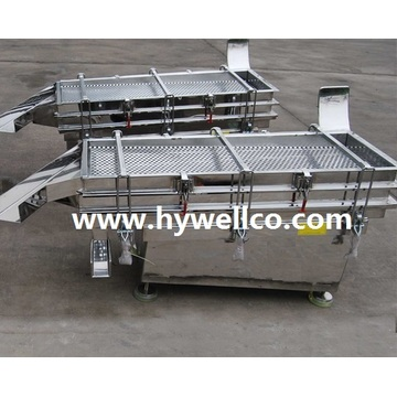 Online Manufacturer for for Salt Vibrating Sieve Vibrating Screen for Food Additive Material export to Kyrgyzstan Importers