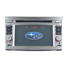 2 DIN para Subaru Outback / Subaru Legacy DVD Navegación GPS con Bluetooth / Radio / RDS