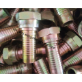 Hydraulic Straight BSP Female 60°Cone Connector