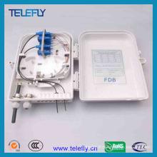 Fournisseurs de Shenzhen pour les boîtes de distribution de câbles FTTH 16-Core