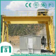 Double Girder Gantry Crane with Capacity 20 Ton