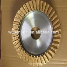 prix d'usine et roue de profil de diamant de meulage rapide pour la garniture de frein