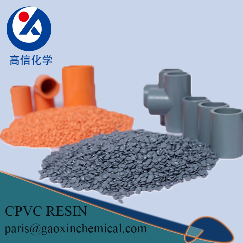 CPVC RESIN WITH HIGH QUALITY AND BEST-SELLING