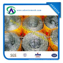 China Fabricante Atacado Barato Arame Farpado, Arame Farpado Preço Por Rolo, Baixo Preço Arame Farpado Rolo Cerca