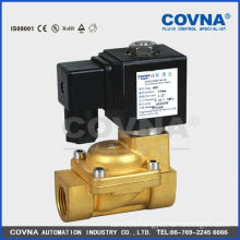 "Pilot operated piston steam normal close 2 position 2 way 2"" solenoid valve"