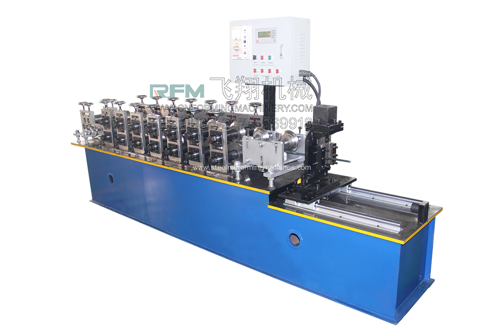 High Frequency Roll Shutter Cold Forming Machinery