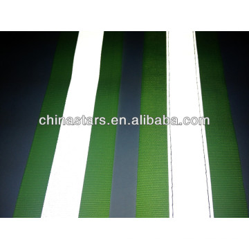 high visibility fluorescent reflective webbing tape