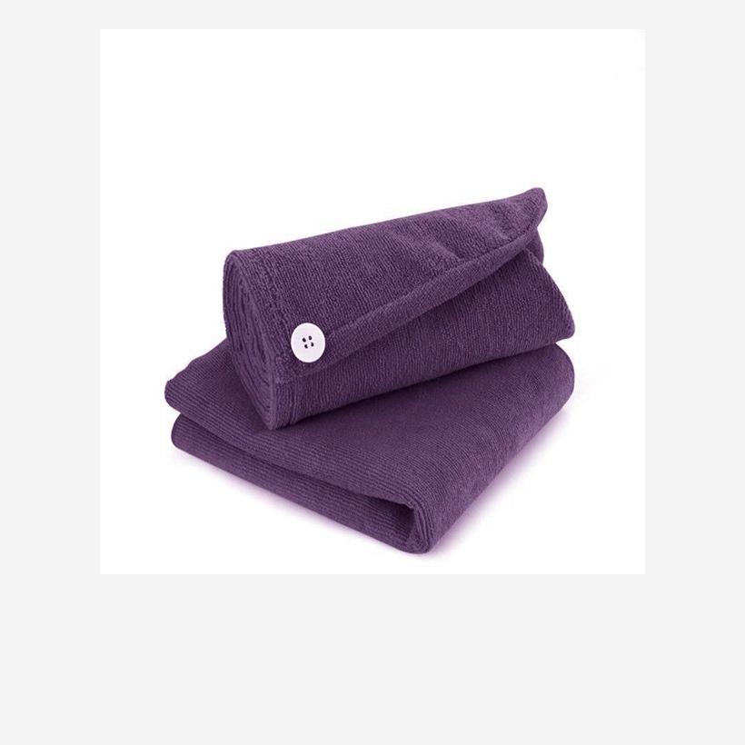 fast drying hair towel