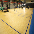 PVC Oak sport surfaces basketball court flooring