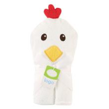 baby hooded simple design hooded towel newborn