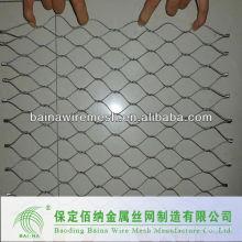 Red malla de malla / malla de alambre expandido