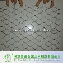 net rope mesh / expanded wire mesh
