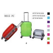 2017 Hard Shell PC Trolley Luggage