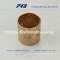 Buje BPW para automóviles, piezas de Cuzn31Si de latón laminado de silicio
