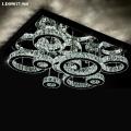 decorative lighting fixture crystal led light for hotel
