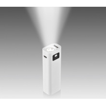 Power Bank 5V1a Universal Flashlight pour votre chargeur de batterie de secours mobile