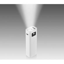 Power Bank 5V1a lanterna universal para o seu carregador de bateria de backup móvel