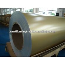 Prime Prepainted Galvalume Stahlspulen / PPGL Dachblech