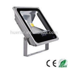 High quality hot selling waterproof flood light 100-240v 85-265v ip66 50w slim led flood light 50w