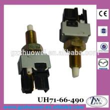 Interruptor de la lámpara de parada del relé de Mazda BT-50 para Mazda FML / PLM UH71-66-490