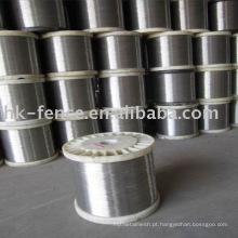 fio de aço inoxidável / fio SS / 304 fio