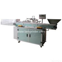 Tam-Zl automatische flache Runde Kerze Stift Siebdruckmaschine