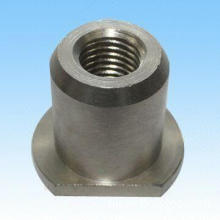 Hot Forging, Made of A3 Steel, Available of Automobile Parts, Compliant with RoHS Directive