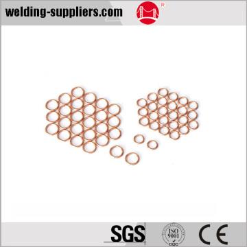 anillo de soldadura de cobre del fósforo