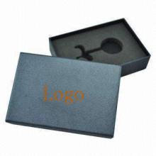 Deckel und Base Car Key Box mit Schaum