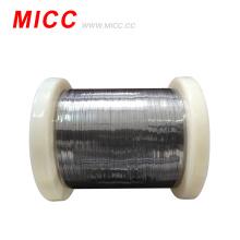 Cable de resistencia de la cinta de calefacción NiCr8020 Nickel Chrome de alta temperatura MICC
