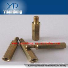High quality precious brass standoff screws