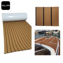 EVA Faux Teak Sheet Boat Yacht Flooring