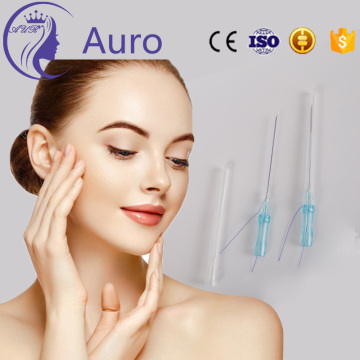Pdo Thread Lift 3D Cog Blunt Cannula