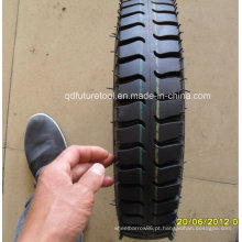 400-8 pneu de borracha para carrinho de mão