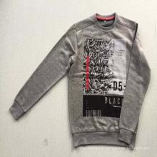 Men′s Sweatshirt in CVC60/40 Fleece