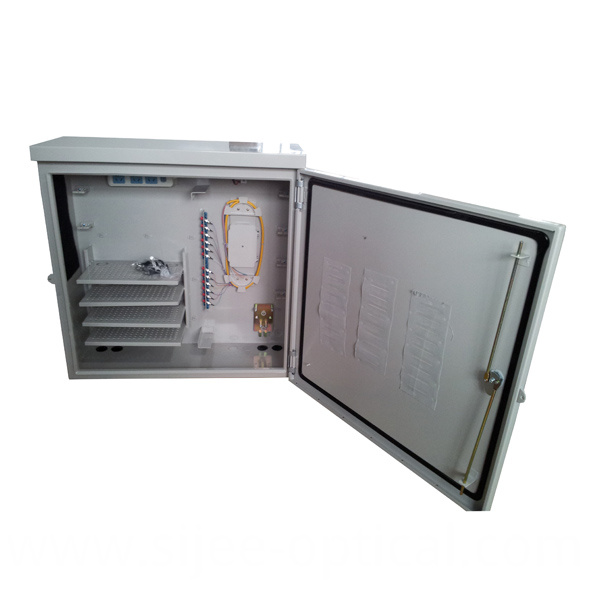 Outdoor Waterproof Fiber Optic Network Enclosure