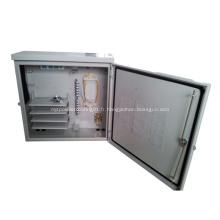 Cabinet de distribution intégrée à accès large à large bande