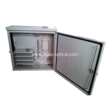 OEM China for Fiber Optical Joint Enclosure Outdoor Broadband Access Integrated Distribution Cabinet supply to Liberia Manufacturer