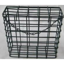 Metal wiresuet bolo pássaro alimentador (ymb6007)