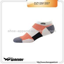 Calcetines al por mayor de los deportes de los hombres, calcetines de la élite, calcetines corrientes