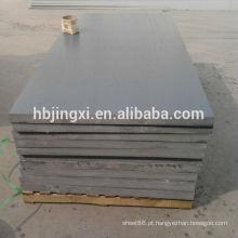 Folha de PVC rígida para tanques / contêiner