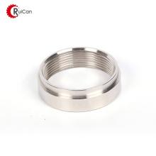 piezas del anillo del dedo del reborde del acero inoxidable