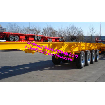 Remorque Skeleton 40FT Container Transport 40FT
