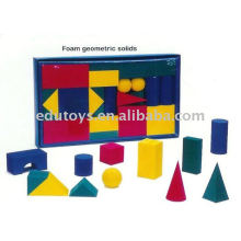 Educational Geometrical EVA foam block